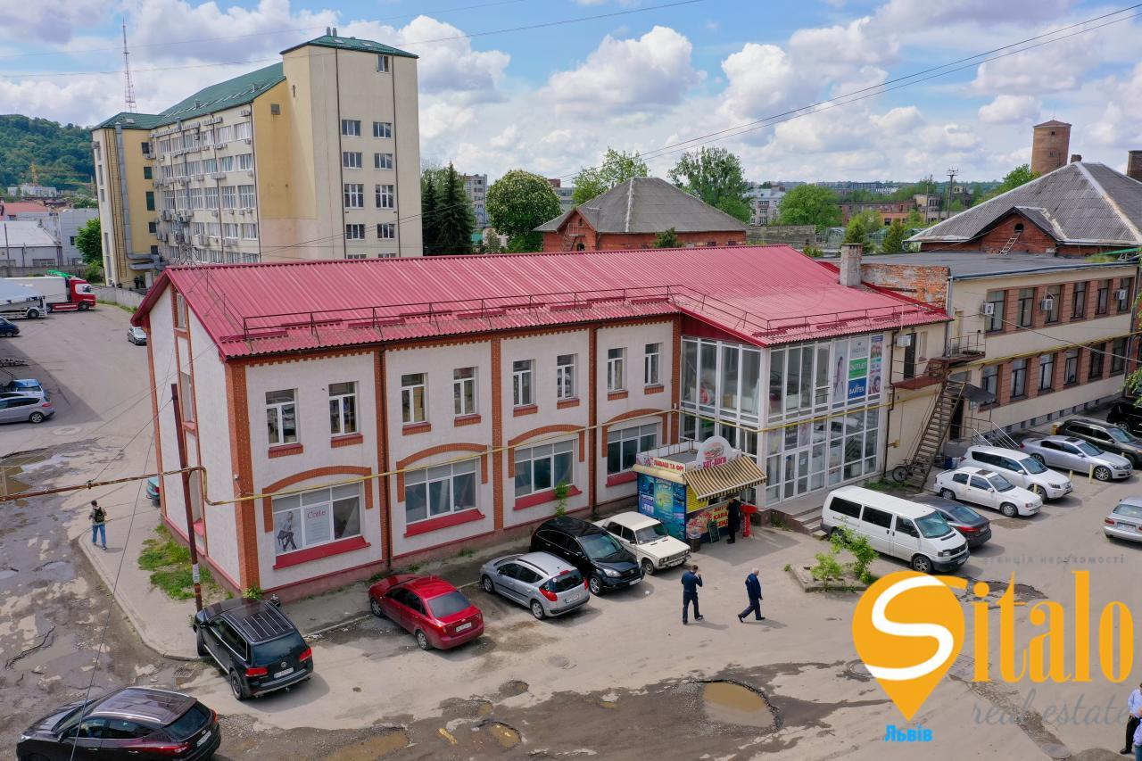 Продажа площадей Львов