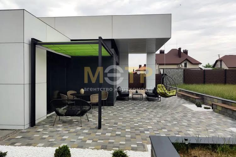 Продажа  объявление Продам новый современный дом Флоринка, Алексевка.