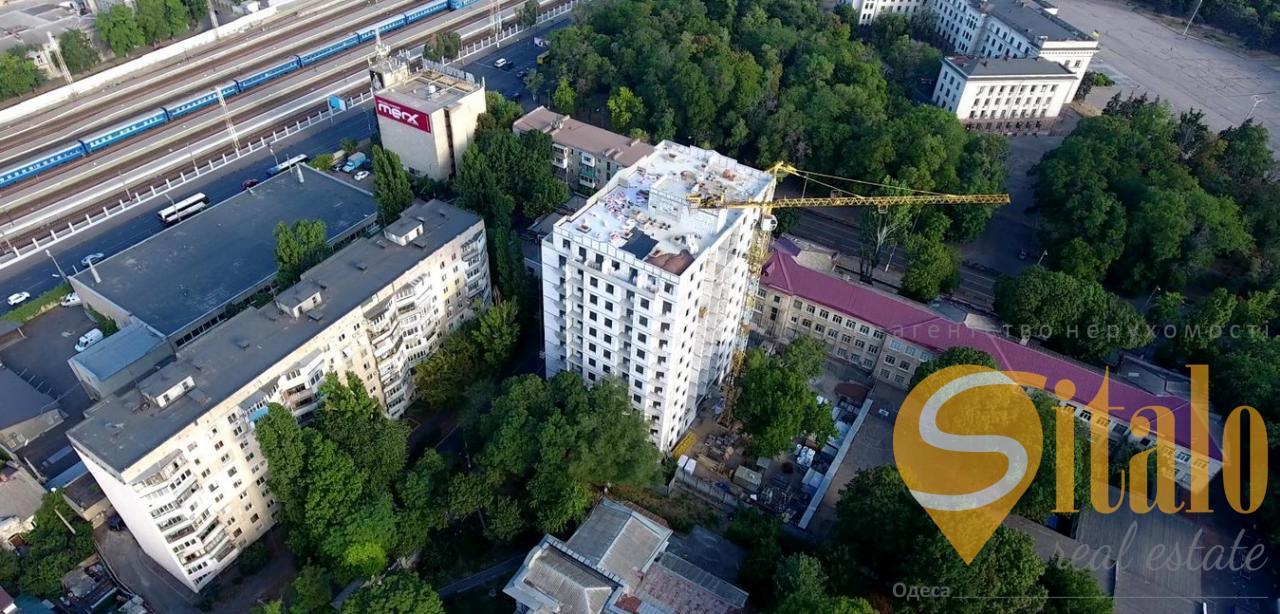 Продажа новостроек Одесса